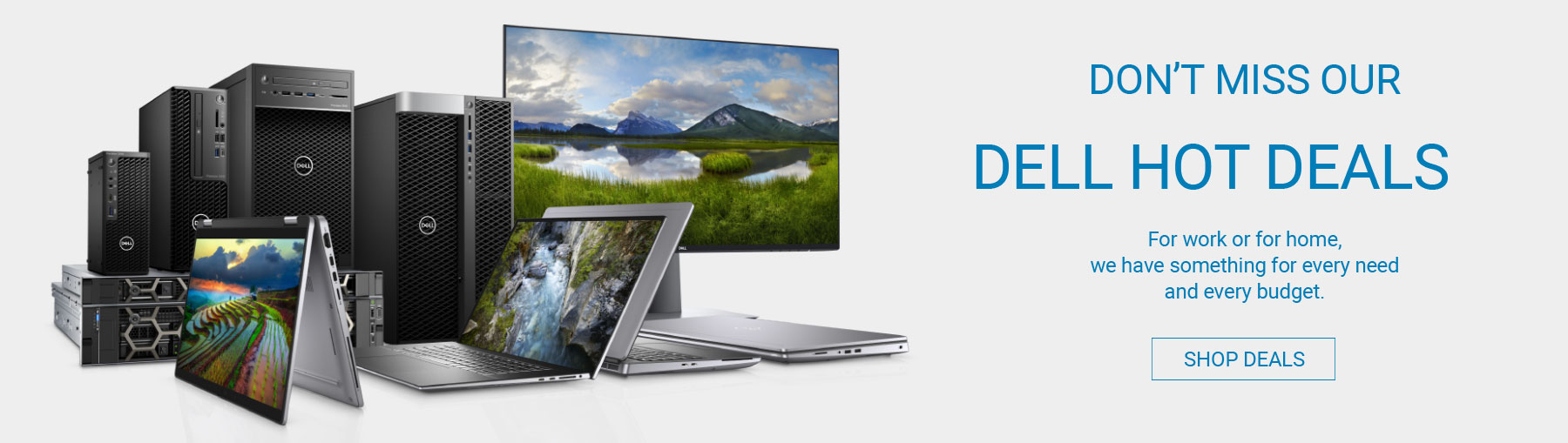 Dell Hot Deals